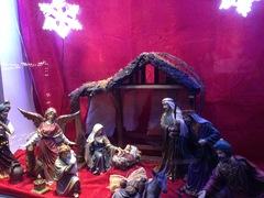 クリスマス飾り付け