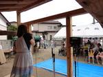 石巻 竹下静野外コンサート